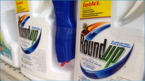 Glyphosate, Roundup Image