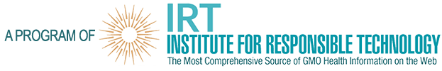 Institute for Responsible Technology logo